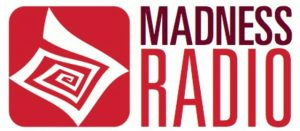 Madness Radio logo and link