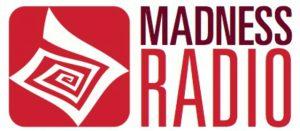 Madness Radio logo and link